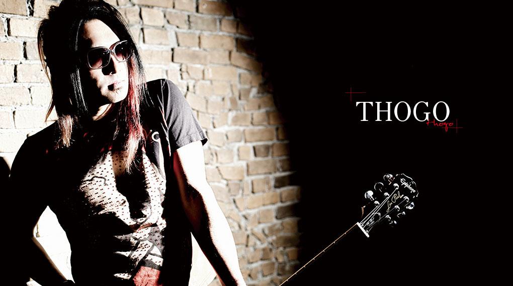 THOGO – MUSICビジュアル