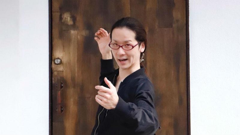 キレッキレの加藤さん