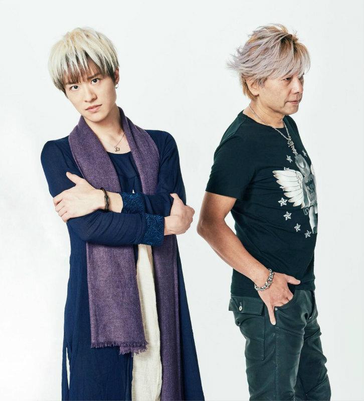 """寺田岳史(ex.晴晴゛)&小柳""""cherry""""昌法(LINDBERG)"""